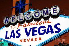 Welcome To Las Vegas Pop Art Photograph Nevada, Las Vegas, Welcome, Pop Art, Photograph, Art Prints, Photography, Art Impressions, Last Vegas