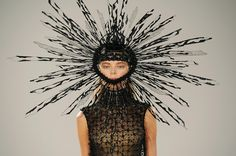 Tex Saverio   Paris Fashion Week Womenswear Spring/Summer 2014