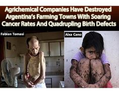 Streets of Argentina Erupt in Protest of Monsanto Poisonings, Massive GMO Seed Plant | AltHealthWorks.com