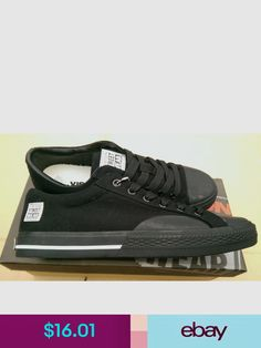 Vision street wear Sports & Outdoors Footwear #ebay #Clothes, Shoes & Accessories Vision Street Wear, Skateboard, Trainers, Footwear, Outdoors, Canvas, Sneakers, Sports, How To Wear