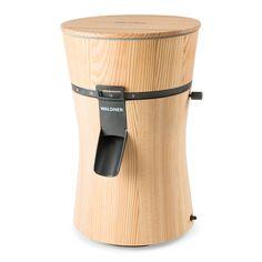 Ein Augenschmaus für jede Küche. Formschön, mit Stil und auf Knopfdruck kreiert sie mit ihrem 90mm Stein feinstes Mehl – sogar aus Speisemais. #küche #haushaltsmühle #gesundesessen #gesundheit #fitness #nachhaltig