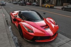 Ferrari LaFerrari #ferrari #ferrari_laferrari #laferrari #hypercar #supercar #ferrariautomotive #ferrarimotorsport #carswithoutlimits #exoticperformance #best_of_madwhips #madwhips #hybrid #red