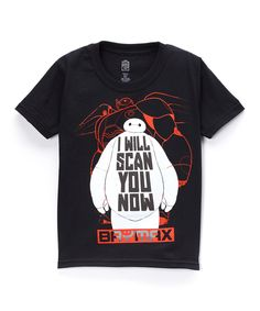 I Will Scan You Now Tee - Boys #zulily