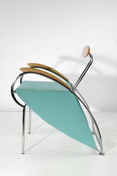 """Notorious"" easy chair - ""Dynamic Collection"" - Massimo Iosa Ghini 1988 - Ed…"