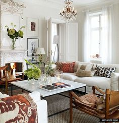 eclectic and layout