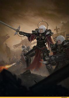 Warhammer 40000,warhammer40000, warhammer40k, warhammer 40k, ваха, сорокотысячник,фэндомы,Adepta Sororitas,sisters of battle, сестры битвы,Ecclesiarchy,Imperium,Империум,Warmics