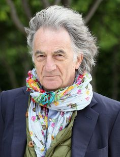 Sir Paul Smith does fashion and flora at the 2011 Chelsea Flower Show.