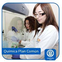 Química Plan Común