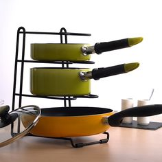 Find More Spoon Rests & Pot Clips Information about Pot Clips Pan Pot Lid Shelf Stove Organizer Cooking Storage Pan Cover Holder Lid Rack Kitchen Accessories descanso de panela,High Quality accessories soccer,China kitchen clock Suppliers, Cheap kitchen from Bath&Kitchen Accessories Store on Aliexpress.com