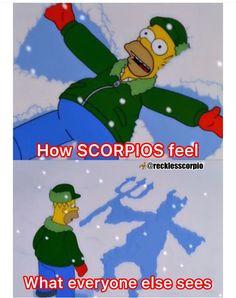 Scorpio Zodiac Facts, Scorpio Traits, Zodiac Funny, Scorpio Horoscope, Scorpio Men, Zodiac Art, My Zodiac Sign, Month Signs, 12 Signs