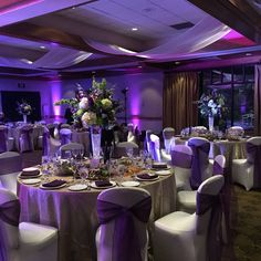 Woodland Hills Country Club Wedding Reception Flowers By Exoticgreengarden
