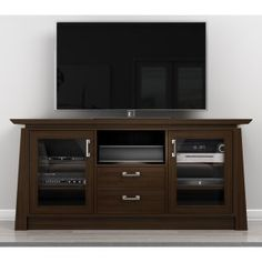 Modern TV Stands on Hayneedle - Contemporary TV Consoles - Page 2