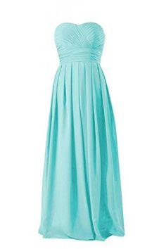 Tiffany blue bridesmaid dresses amazon