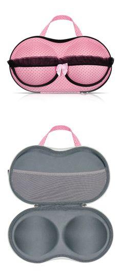 Travel Bra Case - good idea for stick on bras