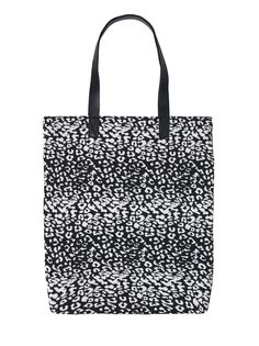 Gorgeous leopard print Becksondergaard tote bag