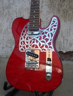 "I Love this Telecaster Guitar just like Terry did when He Play with His Band ""Chicago."""