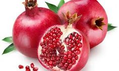 Pomegranate is red thick seeded fruit with various health and nutritional benefits. Pomegranate has high amount of vitamins and antioxidants. The inflammatory properties of pomegranate help our body in dealing with many health conditions. Pomegranate Juice Benefits, Pomegranate Seed Oil, Pomegranate Growing, Pomegranate Smoothie, Pomegranate Extract, Grenade Fruit, Cholesterol Levels, Medicinal Plants, Healthy Foods