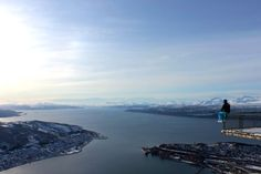 narvik, norway: sitting on the edge of the world.