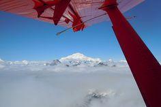 K2-Aviation - Flug-mit-Gletscherlandung Alaska, K2, Golden Gate Bridge, Aviation, Mountains, Nature, Travel, World, Viajes