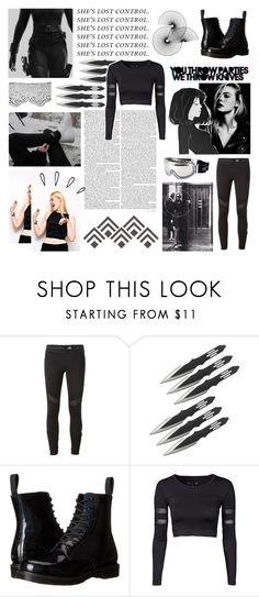 """""""⇥ 𝖣𝖬𝖠; 12. 𝖠𝖫𝖤𝖷 𝖱𝖨𝖣𝖤𝖱"""" by earthlight ❤ liked on Polyvore featuring adidas, Dr. Martens, Spy Optic, ...Lost, Old Navy, Chanel, ellefanning, dmachallenge and earthlightocs"""