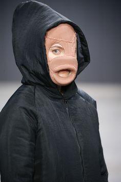 MdH by Marije de Haan FW15 MBFWA Menswear Fall/Winter 15 show PHOTO © TEAM PETER STIGTER