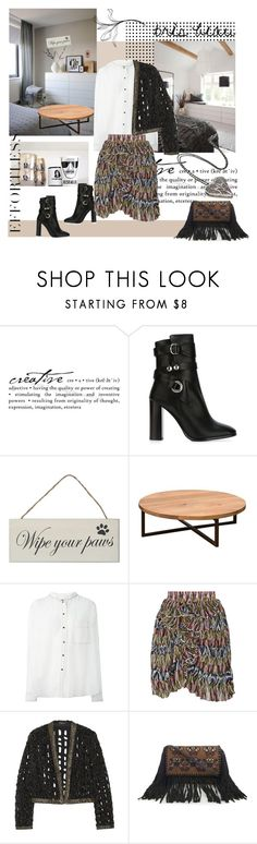 October 4 by anny951 on Polyvore featuring Isabel Marant, NOVICA and M&Co