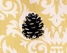 Leaf Stamp: Wood Mounted Rubber Stamp by CherryBeamCreations