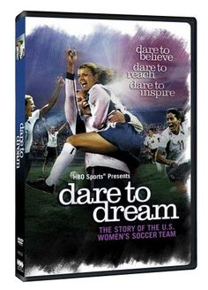 A great movie to show those up and coming girl soccer players. I show this at my yearly team meetings... there is a bad word in the movie (bit****), so you may want to check with parents before showing it.