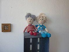 Hračky - URŠULKA 2 a UDO - 5426652_ Teddy Bear, Toys, Animals, Amigurumi, Activity Toys, Animales, Animaux, Clearance Toys, Teddy Bears