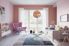 Finden Sie Heraus, Welche Wände Im #Zimmer Man Am Besten Farbig Streichen  Soll Und Lernen Sie Die 10 ...