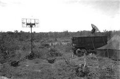World War II radar-Radar allowed nations to track incoming air attacks, guided bombers to their targets, and directed anti-aircraft guns toward airplanes flying high above.