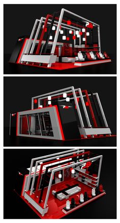 PSV Exhibition Stand on Behance