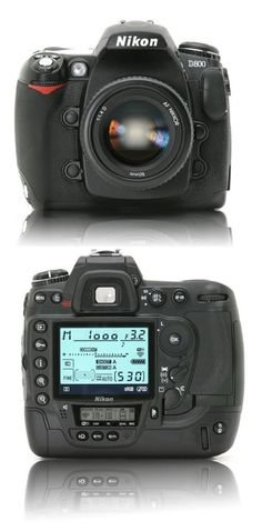 Nikon D800 36.3 megapixel professional full-frame ***Gold Award by Digital Photography Review . - Click for more...