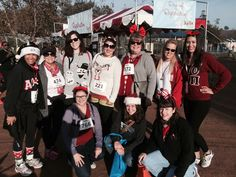 Jingle Bell Run  by the Arthritis Foundation