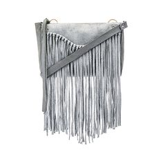 Sancia Talitha Suede Clutch ($285) ❤ liked on Polyvore featuring bags, handbags, clutches, hand bags, suede fringe purse, suede leather handbags, sancia and suede fringe handbag