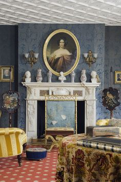 Hughenden Manor - Musei e gallerie - Cosa vedere - Art Fund Belton House, Harewood House, Chatsworth House, Houghton Hall, English Interior, Art Fund, Clarence House, Paradis, Museum