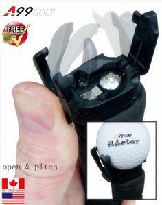 A99 Golf Ball Pick up open & pitch 2pcs