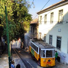 See 747 photos from 3272 visitors about metro, street art, and scenic views. Small journey for the price although with the Street Art, Street View, Places To Visit, Journey, Beautiful, Elevator, Lisbon, Travel, Places