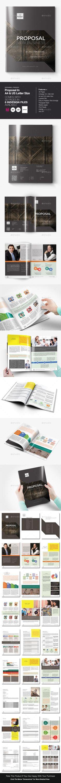 Web Proposal Template Proposal templates, Template and Font logo - purchase proposal templates