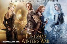 La Cartelera: 'The Huntsman: Winter's War' - culturizando.com   Alimenta tu Mente