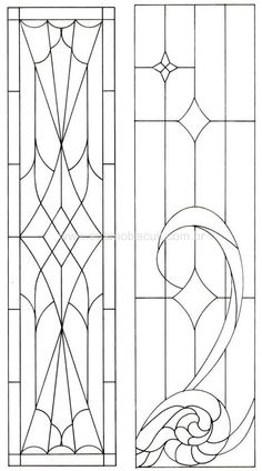 free printable  glass fused patterns | ARTESANATO VIRTUAL - Tecnicas de Artesanato | Dicas para Artesanato ...