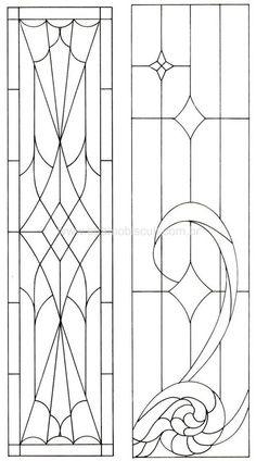 free printable  glass fused patterns | ARTESANATO VIRTUAL - Tecnicas de Artesanato | Dicas para Artesanato ...