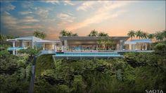 Современные проекты Dream Homes от SAOTA — Часть 1