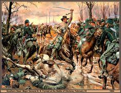Don Troiani  (né à New York le 16juin1949) est un peintre d'histoire et de batailles et un illustrateur américain.                        ...