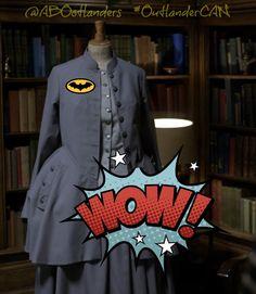 The Batsuit rocks!