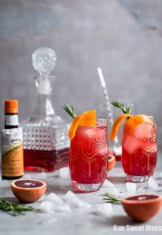 This Blood Orange Campari Gin Fizz packs a punch. Don't let its perfectly pink color fool you. This is no girlie drink. As you read this post, I'll be lounging on the porch of our primitive rental cabin located in the mountains of Western Maryland. Book in one hand, cocktail in the other. Taking in …