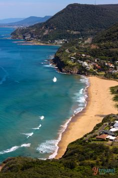 The drive to Wollongong - one of the best road trips from Sydney, Australia