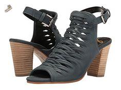 30a7d894e4ad Sam Edelman Women s Holly Navy Leather Flat - Sam edelman flats for women  ( Amazon Partner-Link)