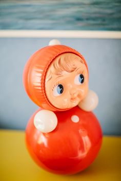 Megan, this made me think of you! :) Retro toy via Absolutely white