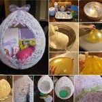 Ideas On How to Decorate Your Easter Eggs - Find Fun Art Projects to Do at Home and Arts and Crafts Ideas